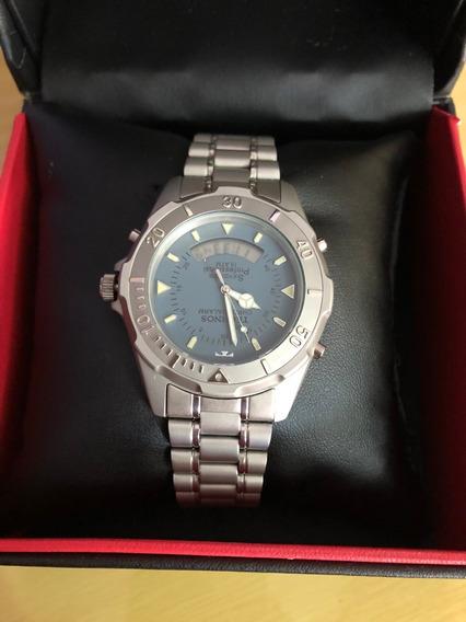 Relógio De Pulso Technos Skydiver T2055749 15atm Masculino