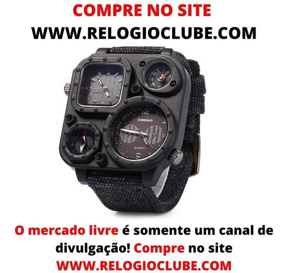 Relógio Sheraton Quadriband (www.relogioclube.com)
