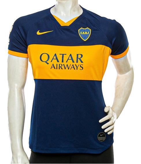 Camiseta Boca Juniors Stadium W Nike Sport 78 Tienda Oficial