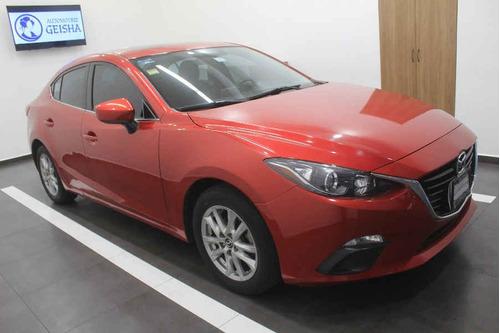 Imagen 1 de 15 de Mazda Mazda 3 2014 4p Sedán I Touring L4/2.0 Aut