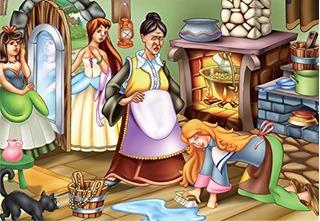 D-toys Cinderella.s Chores