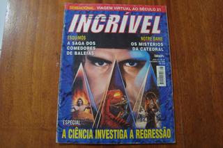 Rev Conhec Incrivel 48 / Ciencia Investiga Religiao Esquimos