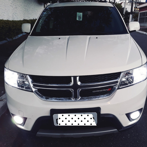 Dodge Journey 2014 Sxt V6 Impecável