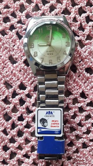 Relógio Masculino Orente Quartz 3 Estrelas