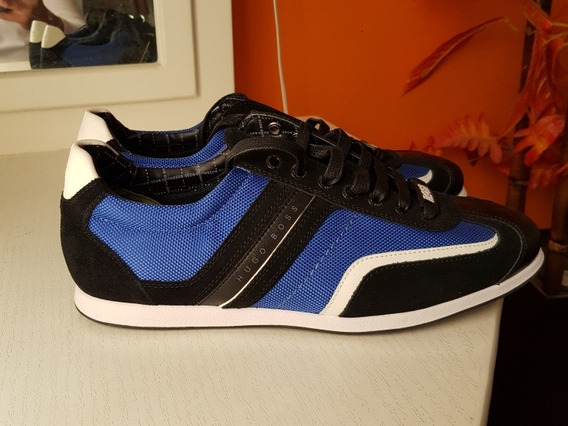Tenis Hugo Boss Color Azul