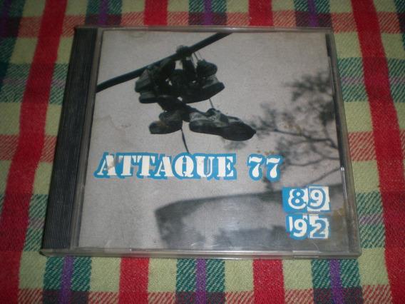 Attaque 77 / 89 - 92 Cd Made In Usa C24