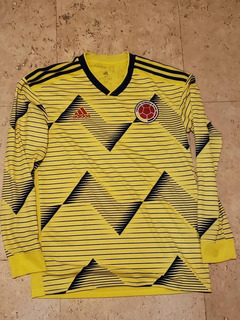 Camisa Seleção Da Colômbia 2019 Copa América
