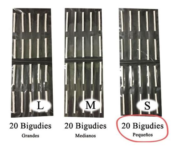 Kit Lifting Permanente Pestañas Bigudies Talla S Chicos 6 Planchas X 10 Pares