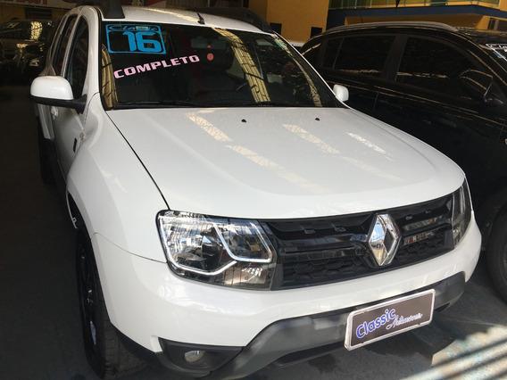 Baixo Km - Renault /duster 2.0 Da-kar 4x4 Flex 2016