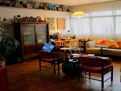 Apartamento A Venda Em Sp Higienópolis - Ap04165 - 69233929