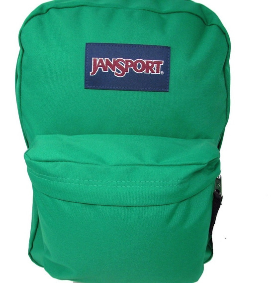 Mochila Jansport Js00t5010dh Superbreak Amazon Green Verde