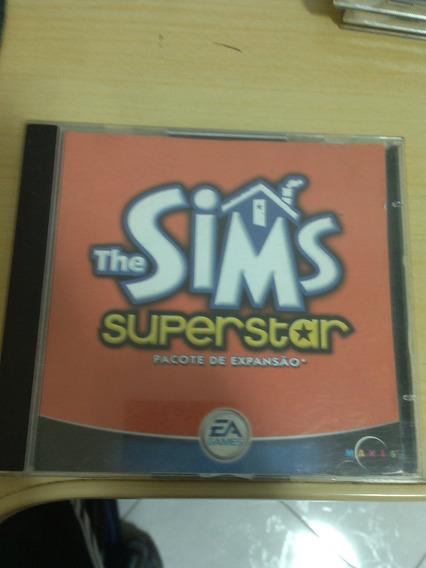 The Sims Superstar Pacote De Expansão Original