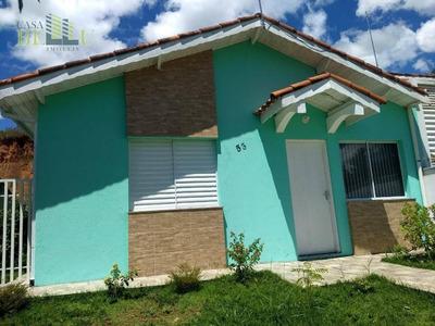 Casa Em Condomínio Fechado Franco Da Rocha - Ca0395