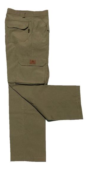 Pantalón De Trabajo Cargo Antidesgarro Gaucho Talles 56 A 60