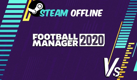 Football Manager 2020 + Touch Original + Packs - Steam Off