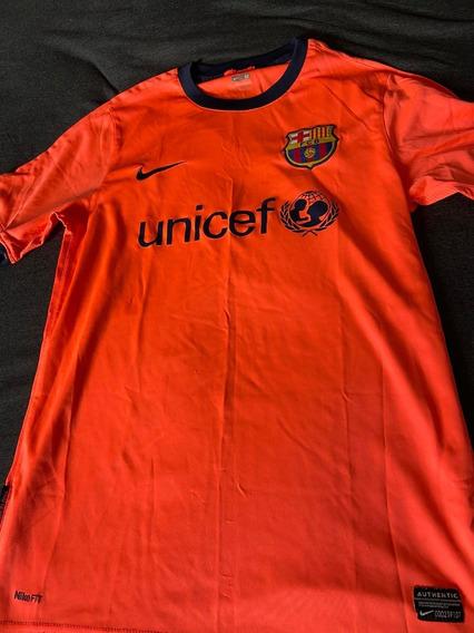 Camisa Barcelona 2009 2010 Mercadolivre Com Br