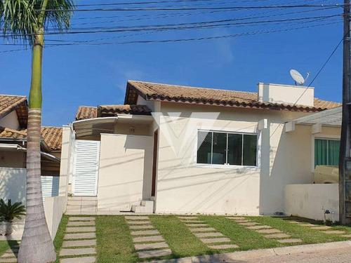 Imagem 1 de 22 de Casa Com 3 Dormitórios À Venda - Condomínio Marbella - Sorocaba/sp - Ca1908