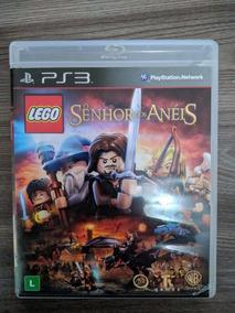 Lego O Senhor Dos Anéis - Ps3