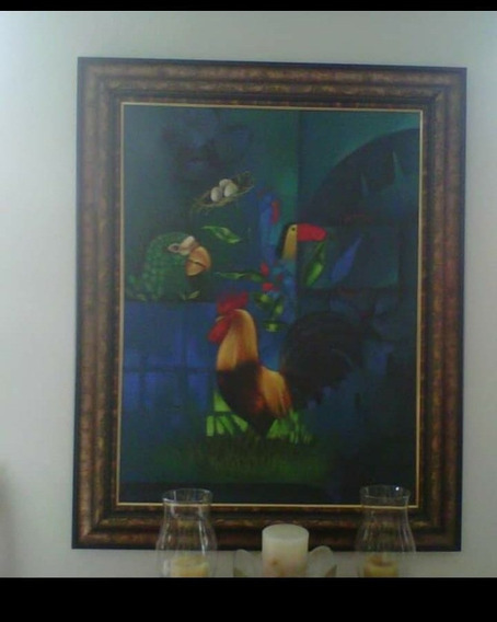 Cuadro Pintura Arte