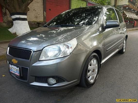 Chevrolet Aveo Coupe Lt