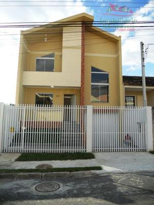 Sobrado Residencial Para Locação, Aristocrata, São José Dos Pinhais - So0036. - So0036