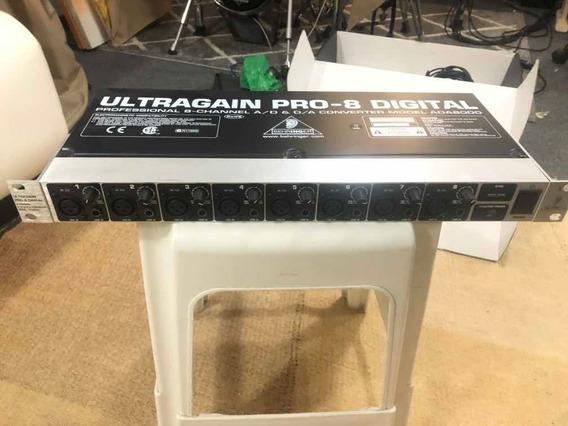 Behringer Ultragaim Pro 8