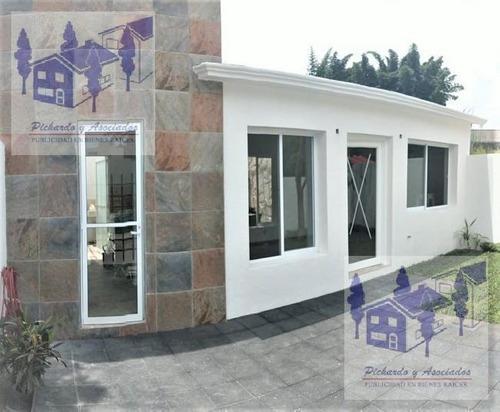 Venta De Casa De Un Nivel En Fraccionamiento En Jiutepec