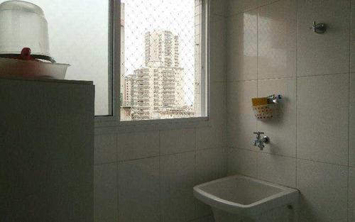 Imagem 1 de 30 de Ótimo Apartamento, Localizado Em Praia Grande, Vila Guilhermina - V4910