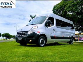 Master Exec Vip Marticar -2017- Prata - Km: 29.000 - Artesp