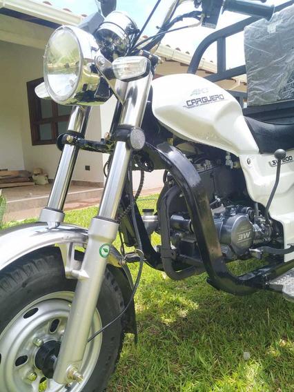 Motocarro Akt 200 W200