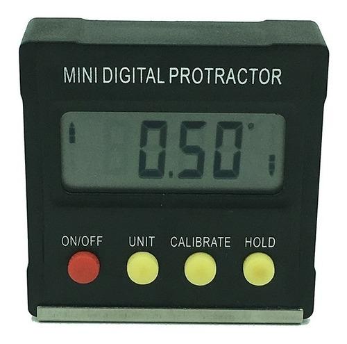 Inclinómetro Nivel Digital Buscador De Angulo !!disponible!!