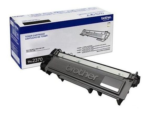 Toner Original Broher Tn-2370 Tn 2370 Black