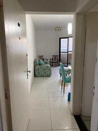Apartamento Com 2 Dorms, Vila Mathias, Santos - R$ 330 Mil, Cod: 827 - V827
