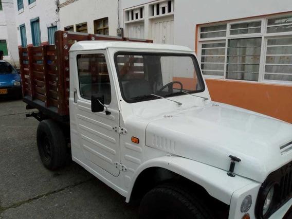Suzuki Lj Camioneta Estacas