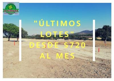 Últimos Lotes 120 Mtrs Cuadrados !!!