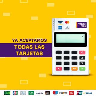 Pos Poket Vendemas + Kit Incluye Publicidad Visa
