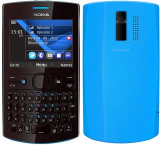 Celular Nokia Asha 205 Original Cámara Facebook Económico