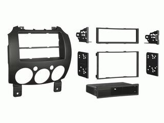 Kit Adaptación Radio Dash Mazda 2 (07 - Up)