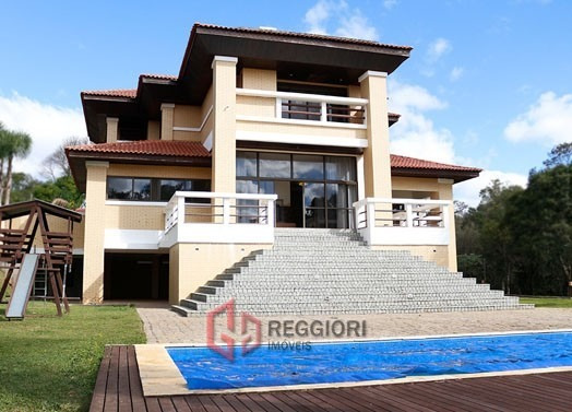 Venda Casa Condomínio Fechado Campo Largo Pr - 243-1