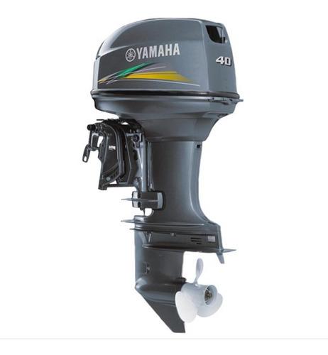 Motor De Popa 40 Hp Yamaha Aws Comando A Distância