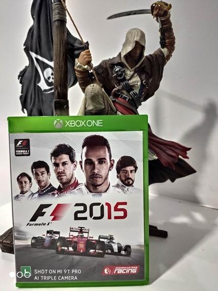 Jogo Fórmula 1 2015 Xbox One Usado Impecável