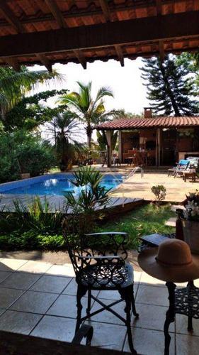 Imagem 1 de 30 de Chácara Com 3 Dormitórios À Venda, 1040 M² - Balneário Riviera - Americana/sp - Ch0127