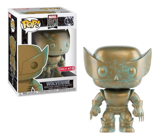 Funko Pop! Wolverine 496 - Marvel 80 Years Exclusive Muñeco