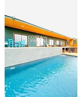 Costa Urbana / Maravillosa Casa En Condominio Campomar I, Mantagua
