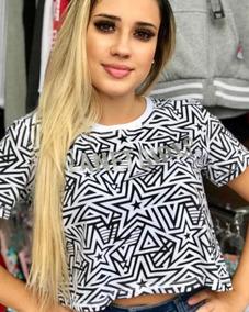 9540d3da78 Blusinha Caída No Ombro Planet Girls - Camisetas e Blusas Cropped no ...