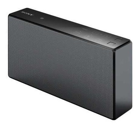 Caixa De Som De Vitrine Sony Srsx55/blk Personal Audio