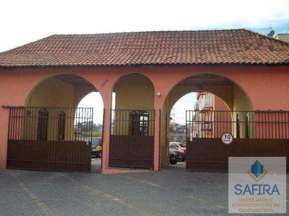 Apartamento Com 2 Dorms, Jardim Aracaré, Itaquaquecetuba - R$ 100.000,00, 50m² - Codigo: 679 - V679