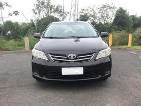 Toyota Corolla 1.8 16v Gli Flex Aut. 2012