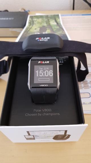 Relógio Polar V800 - Leia O Anúncio