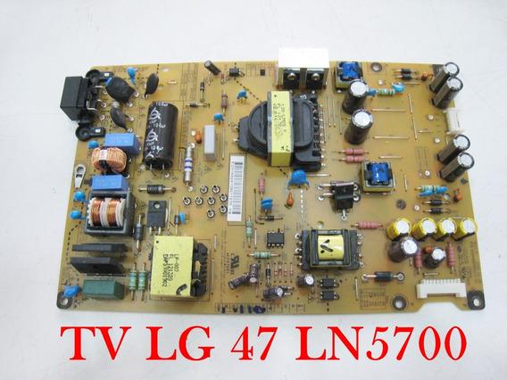 Placa Fonte Tv Lg 47 Ln5700 - Original